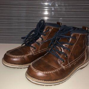 Boys Sonoma brown adorb boots